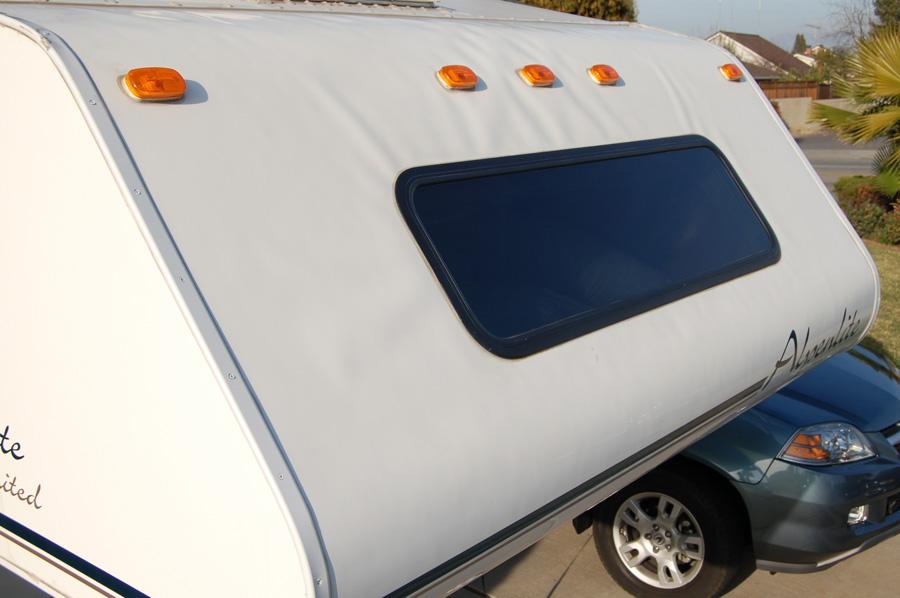 Rv Net Open Roads Forum Truck Campers Delaminating Filon